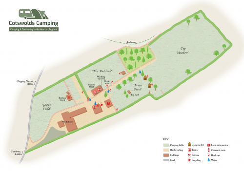 View Site Map